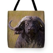 Cape Buffalo   #0609 Tote Bag