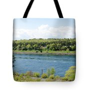 Cape Cod Canal Tote Bag