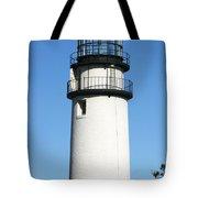 Cape Cod Highland Lighthouse Tote Bag