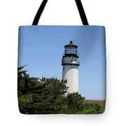 Cape Cod Light - Highland Light Tote Bag