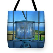 Cape Cod Lighthouse View Tote Bag