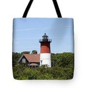 Cape Cod - Nauset Lighthouse - Ma Tote Bag