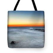 Cape Cod Sunrise Tote Bag by Bill Wakeley