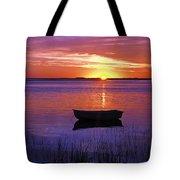 Cape Cod Sunrise Tote Bag by John Greim