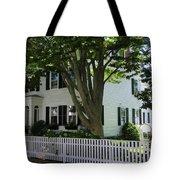 Cape Cozy Tote Bag