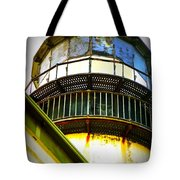 Cape D Lantern Tower Vertical Tote Bag