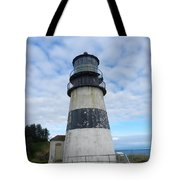 Cape Disappointment Lighthouse 3 Tote Bag