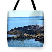 Cape Elizabeth Coast Tote Bag