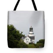 Cape Elizabeth Light I Tote Bag