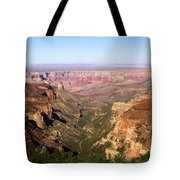 Cape Final Canyon View Tote Bag