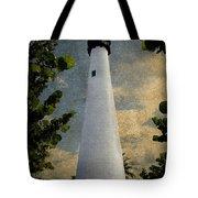 Cape Florida Lighthouse 1 Tote Bag