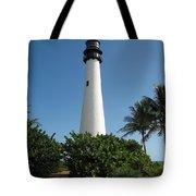 Cape Florida Lightstation Tote Bag