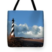 Cape Hatteras Lighthouse Nc Tote Bag