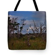 Cape Hatteras Lighthouse 1 8/20 Tote Bag