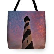 Cape Hatteras Lighthouse 5 11/05 Tote Bag