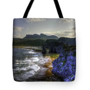 Cape Hedo Hdr Tote Bag