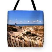 Cape Henlopen Overlook Tote Bag