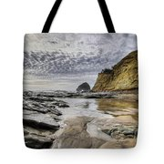 Cape Kiwanda And Haystack Rock Tote Bag