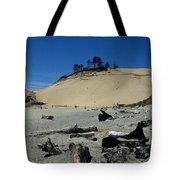 Cape Kiwanda Sand Dune Tote Bag