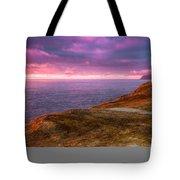 Cape Kiwanda Sunset Tote Bag