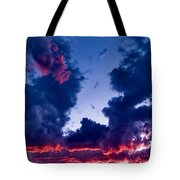 Cape Le Grande Sunset Tote Bag