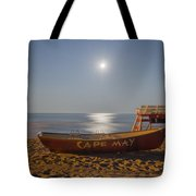 Cape May By Moonlight Tote Bag