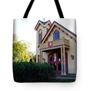 Cape May Fire Company Tote Bag