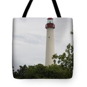 Cape May Lighthouse II Tote Bag