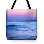 Cape May Seascape Tote Bag