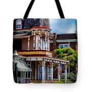 Cape May Victorian Tote Bag