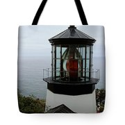 Cape Meares Light Tote Bag