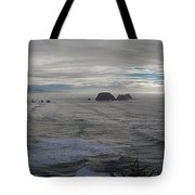 Cape Mears Storms Tote Bag