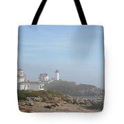 Cape Neddick Lighthouse IIi Tote Bag
