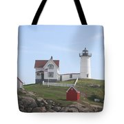 Cape Neddick Lighthouse - Me Tote Bag
