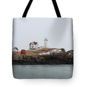 Cape Neddick - Nubble Light 2 Tote Bag