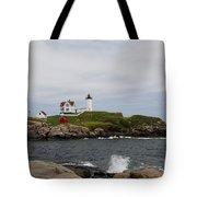 Cape Neddick - Nubble Lighthouse Tote Bag