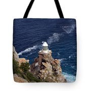 Cape Of Good Hope Lighthouse Tote Bag