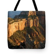 Cape Royal Towers Tote Bag