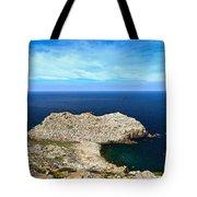 Cape Sandalo - Carloforte Tote Bag