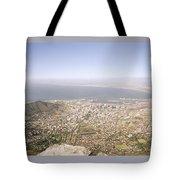 Cape Town Panoramic Tote Bag