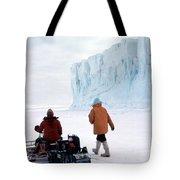 Capeevans-antarctica-g.punt-2 Tote Bag