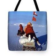 Capeevans-antarctica-g.punt-3 Tote Bag