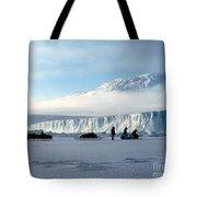 Capeevans-antarctica-g.punt-7 Tote Bag