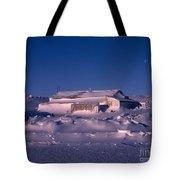 Capeevanshut-antarctica-g.punt-4 Tote Bag
