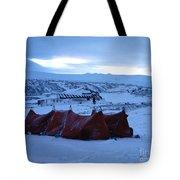 Capeevanshut-antarctica-g.punt-9 Tote Bag
