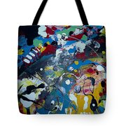Capillary Attraction  Tote Bag