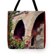Capistrano Arches Tote Bag