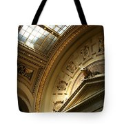 Capital Badger  Tote Bag