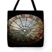 Capital Building Stained Glass 2 Tote Bag