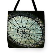 Capital Building Stained Glass  Tote Bag